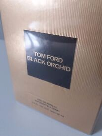 TOM FORD 'BLACK ORCHID' SUPER FRAGRANCE, 100ML, NEW-BOXED-SEALED, COLLECT/DELIVERY. TEL.07803366789