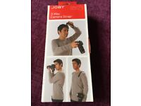 Joby 3-Way Camera Strap for DSLR and CSC, handy gadget, gift, BNIB