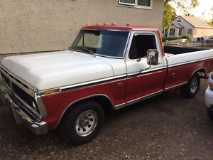 73-79 Ford truck