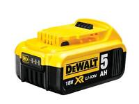 Dewalt li-ion 18v 5ah battery brand new