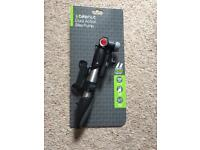 Bicycle pump - Brand new