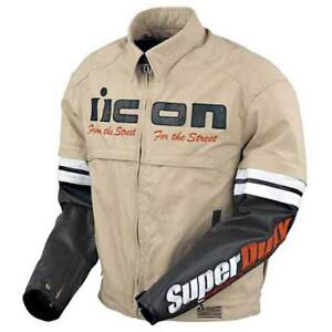 Icon Super Duty Motorcycle Jacket 3XL