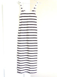 STRIPED MAXI DRESS $10