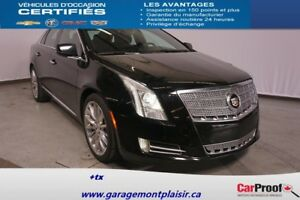 2013 CADILLAC XTS SEDAN AWD PLATINUM