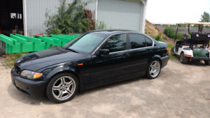 2002 BMW 330i auto  -partout only Cheap parts