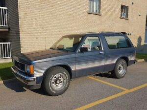 1986 GMC Jimmy VUS