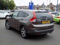 HONDA CR-V 2.2 I-DTEC SR 5dr (150) (brown) 2013