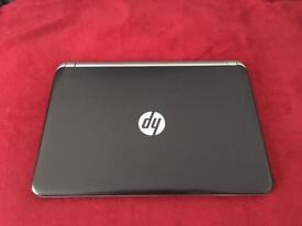 HP Pavilion touch screen HD laptop