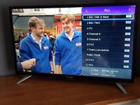 32inch hd freeview sharp television