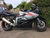 BMW K1300S Motorbike - filled with all of the available optional extras, FULL BMW service history