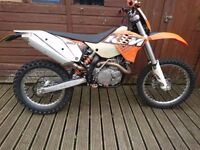 KTM EXC Enduro 250 300 530 PX and delivery possible