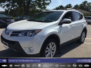 2013 Toyota RAV4 Limited (A6) | NO ACCIDENTS | ONE OWNER |