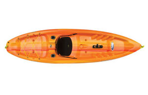 Pelican Sport Sentinel 100x Angler sit on top kayaks
