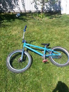 BMX Bike $120 obo / trade