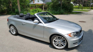 2008 BMW 128i Convertible - Low KM!