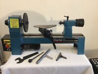 13 inch; mini lathe, variable speed , 0.20 Hp, 300mm turning capacity
