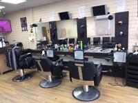 Barbers and hairdressing furniture