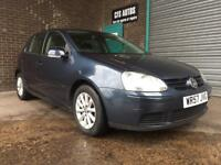 2007 VW GOLF MATCH 1.6 PETROL APRIL 2018 MOT FANTASTIC DRIVE!!
