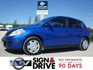 2009 Nissan Versa 1.8S *New Tires*