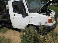 breaking T reg LDV Tipper truck