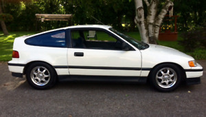 1989 Honda CRX Hf Coupe (2 door)