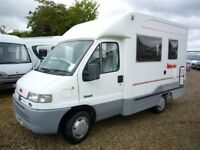 Autocruise Valentine Motorhome 2 Berth, Lovely condition, and very reliable.