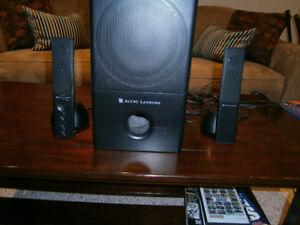 Altec Lansing Powered Audio System