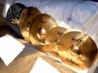 Zildjian Cymbals Set | Top Quality