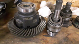 Nissan S15 Silvia Helical Diff and Half shafts