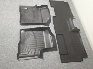 ford f150 weather tec mats