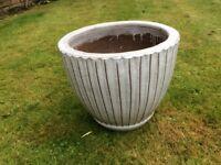 Large Ceramic Garden Plant Pot