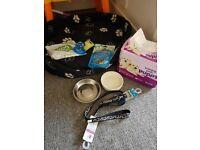Puppy accessories starter kit