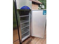 2 commercial catering fridges