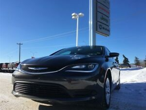 2016 Chrysler 200 Company Car, Low Mileage