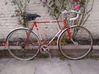 Vintage Carlton Reynolds Racer Bike