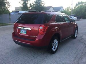Chevrolet Equinox low km