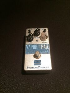 Seymour Duncan vapour trail analog delay pedal