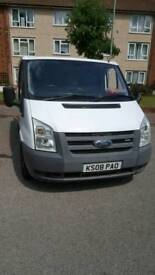 Ford transit 08 plate