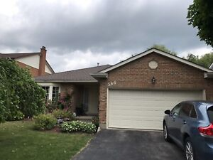 Must see - 2 car garage, Detached house close to Conestoga mall