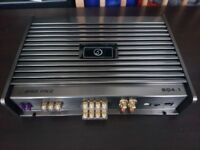 Bass Face SQ4.1 2000W 4 Channel Amplifier + Bass Face SQC.1 DSP Amplifier Control Unit - Brand New