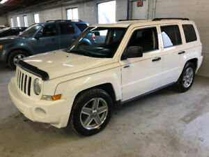 2008 Jeep Patriot Sport-NORTH EDITION-FINANCEMENT 1er-2e & 3e