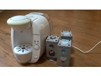 Bargain Tassimo coffee machine with 6 free latte pods!