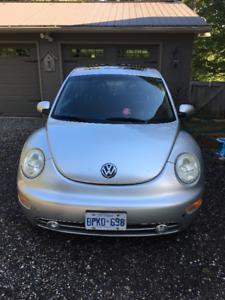 2001 TDI Volkswagen Beetle