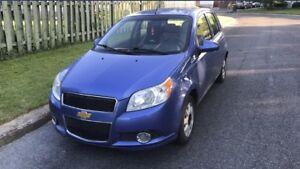 Chevrolet Aveo manuel 2009