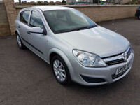 LOW MILEAGE - VAUXHALL ASTRA 1.7 CDTi, 65 MPG
