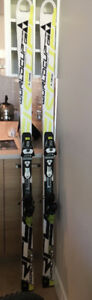 FOR SALE - RACE SKIS