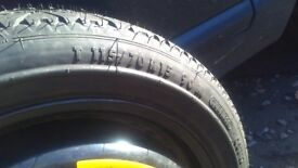 Volvo Spare Wheel with good tyre 115/70R15