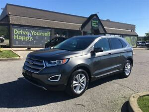 2015 Ford Edge SEL / 3.5L V6 / AWD / BACK UP CAMERA
