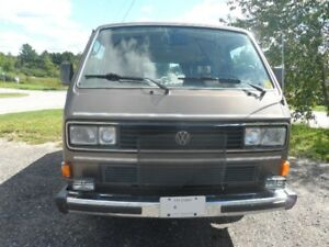 Must See!! 1986 Volkswagen Vanagon/Transporter Only 79,551kms!!!