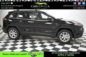 2017 Jeep Cherokee NORTH 4X4- BACKUP CAMERA*HEATED SEATS*CRUISE